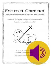 Behold the Lamb Audio (Spanish)