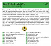 Behold the Lamb Audio (English)