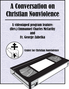 A Conversation on Christian Nonviolence
